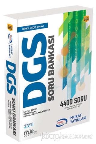 2019 DGS Soru Bankası - Kolektif | Yeni ve İkinci El Ucuz Kitabın Adre