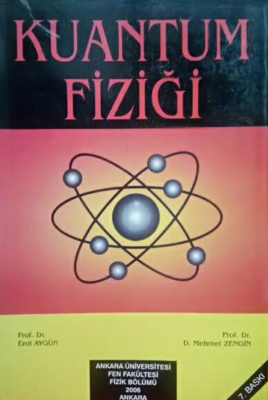 Kuantum Fiziği D Mehmet Zengin Yeni Ve Ikinci El Ucuz Kitabın Adr