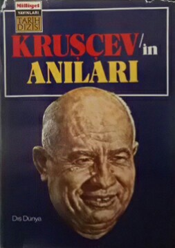 KRUŞÇEV'iN ANILARI - Kruşçev | Yeni ve İkinci El Ucuz Kitabın Adresi
