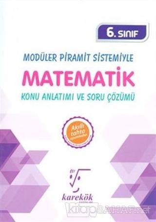 2019 6. Sınıf MPS Matematik Konu Anlatımı ve Soru Çözümü - KOLLEKTİF |