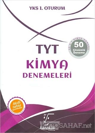 2019 YKS 1. Oturum TYT Kimya Denemeleri - Ahmet Nacar | Yeni ve İkinci