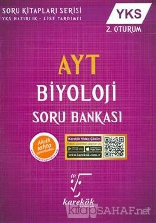 2019 YKS 2. Oturum AYT Biyoloji Soru Bankası - KOLLEKTİF | Yeni ve İki