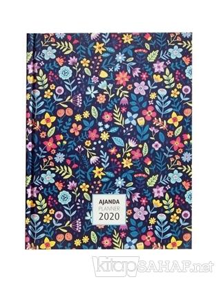2020 Flower Garden Haftalık Ajanda (Kod:3063) - | Yeni ve İkinci El Uc