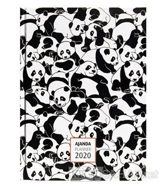 2020 Silly Pandas Haftalık Ajanda (3065) - | Yeni ve İkinci El Ucuz Ki