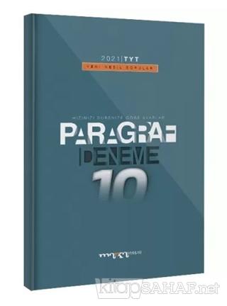 2020 TYT Paragraf Yeni Nesil 10 Deneme - Kolektif   Yeni ve İkinci El