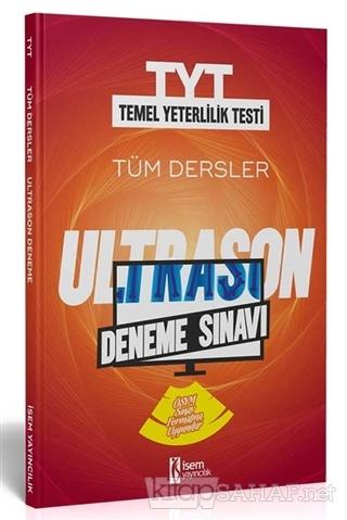2021 YKS TYT ÖSYM Tarzı UltraSon Deneme Sınavı - Kolektif | Yeni ve İk