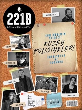 221B İki Aylık Polisiye Dergi Sayı: 13 Ocak - Şubat 2018 - Kolektif- |