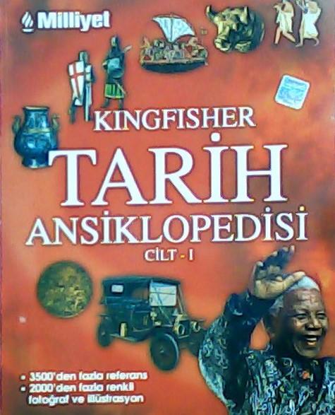 KINGFISHER TARİH ANSİKLOPEDİSİ (2 CİLT TAKIM) - | Yeni ve İkinci El Uc