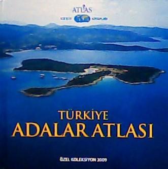TÜRKİYE ADALAR ATLASI -   Yeni ve İkinci El Ucuz Kitabın Adresi