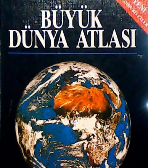 BÜYÜK DÜNYA ATLASI - | Yeni ve İkinci El Ucuz Kitabın Adresi