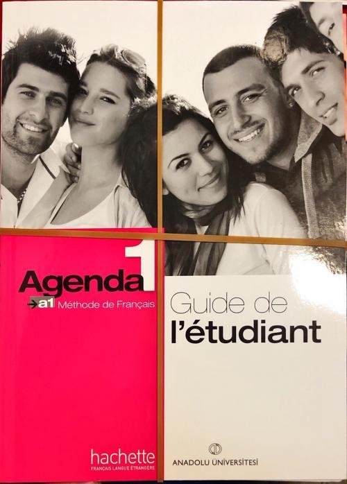 AGENDA 1 FRANÇAİS 2 KİTAP SET - | Yeni ve İkinci El Ucuz Kitabın Adres