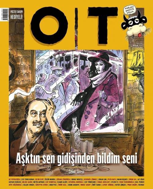 Ot Dergi Ocak 2019 71. Sayı - Kolektif | Yeni ve İkinci El Ucuz Kitabı