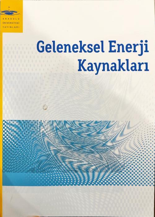 geleneksel eneji kaynakları - Önder Orhun   Yeni ve İkinci El Ucuz Kit