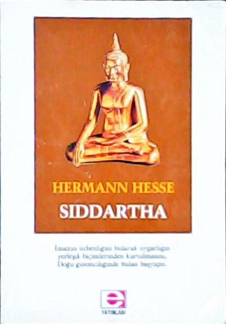 SIDDARTHA - Hermann Hesse   Yeni ve İkinci El Ucuz Kitabın Adresi