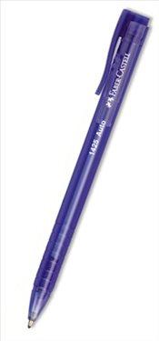 Mavi Tükenmez Kalem 1425 Faber Castell - | Yeni ve İkinci El Ucuz Kita