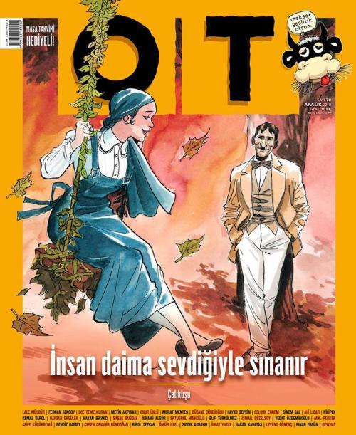 Ot Dergi Aralık 2018 (70. Sayı) - Kolektif | Yeni ve İkinci El Ucuz Ki