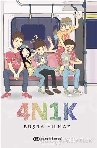 4N1K (Ciltli) - Büşra Yılmaz-   Yeni ve İkinci El Ucuz Kitabın Adresi