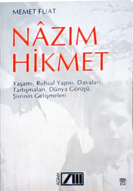 NAZIM HİKMET - Memet Fuat | Yeni ve İkinci El Ucuz Kitabın Adresi