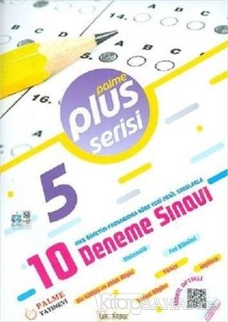 5.Sınıf 10 Deneme Sınavı - Kolektif | Yeni ve İkinci El Ucuz Kitabın A