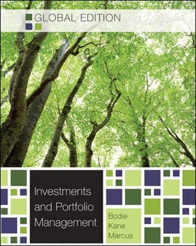 INVESTMENTS AND PORTFOLIO MANAGEMENT - Zvi Bodie | Yeni ve İkinci El U