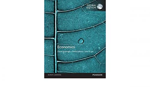 ECONOMICS - Daron Acemoğlu | Yeni ve İkinci El Ucuz Kitabın Adresi