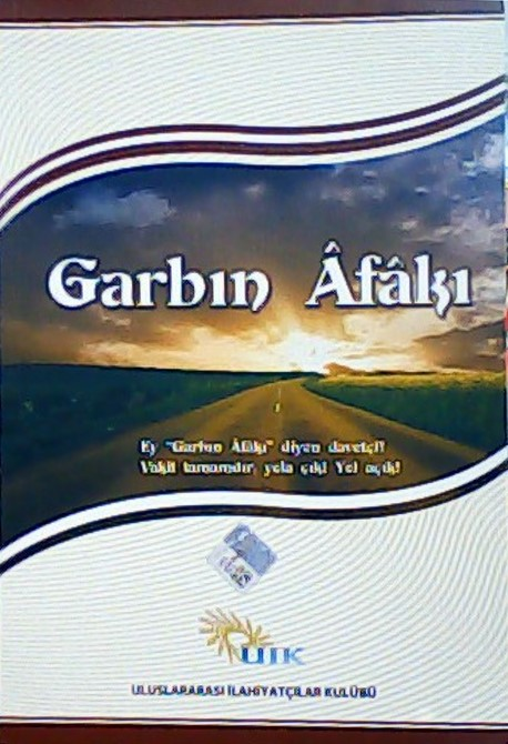 GARBIN AFAKI - Kolektif | Yeni ve İkinci El Ucuz Kitabın Adresi