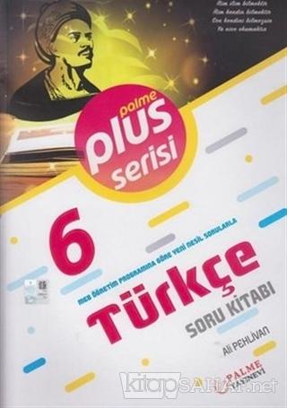 6.Sınıf Türkçe Plus Serisi Soru Kitabı - Ali Pehlivan | Yeni ve İkinci