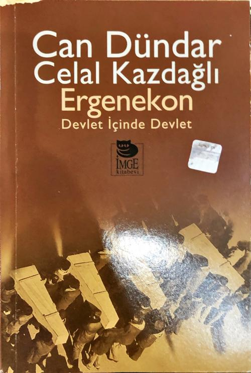 Ergenekon - Devlet İçinde Devlet - Can Dündar   Yeni ve İkinci El Ucuz