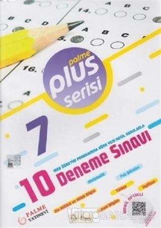 7. Sınıf 10 Deneme Sınavı Plus Serisi - Kolektif   Yeni ve İkinci El U