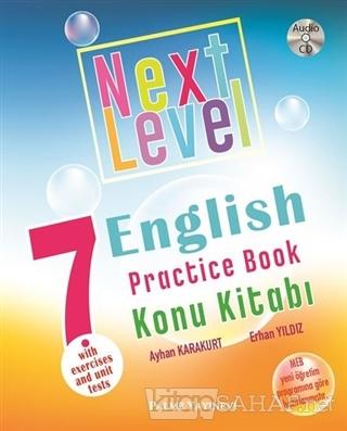 7.Sınıf Next Level English Practice Book Konu Kitabı - Erhan Yıldız  