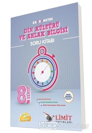 8. Sınıf Kronometre Din Kültürü ve Ahlak Bilgisi Soru Bankası - Kolekt