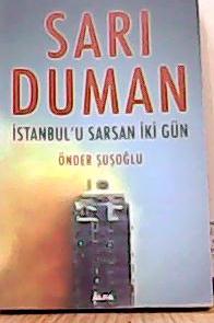 SARI DUMAN - Önder Şuşoğlu- | Yeni ve İkinci El Ucuz Kitabın Adresi