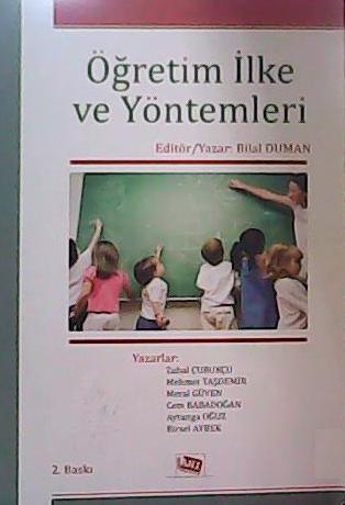 Öğretim İlke ve Yöntemleri - Bilal Duman | Yeni ve İkinci El Ucuz Kita