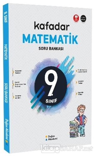 9. Sınıf Kafadar Matematik Soru Bankası - Kolektif | Yeni ve İkinci El