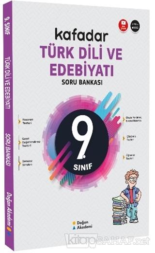 9. Sınıf Kafadar Türk Dili ve Edebiyatı Soru Bankası - Kolektif | Yeni