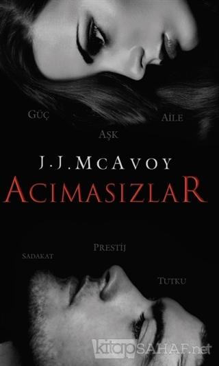 Acımasızlar (Ciltli 1) - J.J. McAvoy | Yeni ve İkinci El Ucuz Kitabın