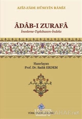 Adab-ı Zürafa - Aziz-Zade Hüseyin Ramiz | Yeni ve İkinci El Ucuz Kitab