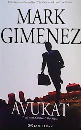 Avukat - Mark Gımenez   Yeni ve İkinci El Ucuz Kitabın Adresi