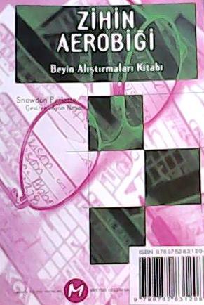 Zihin Aerobiği - Snowdon Parlette | Yeni ve İkinci El Ucuz Kitabın Adr