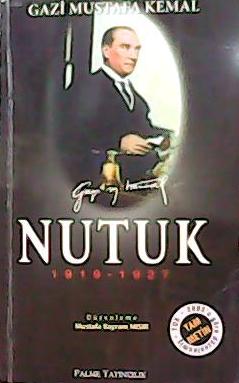 NUTUK - Mustafa Kemal Atatürk- | Yeni ve İkinci El Ucuz Kitabın Adresi