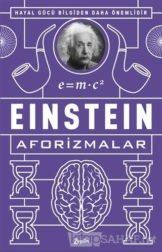 Aforizmalar - Albert Einstein   Yeni ve İkinci El Ucuz Kitabın Adresi