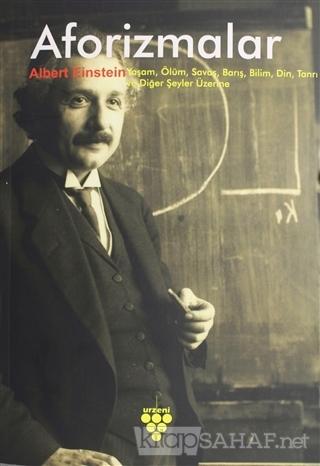 Aforizmalar - Albert Einstein | Yeni ve İkinci El Ucuz Kitabın Adresi