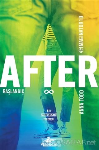 After: Başlangıç (5. Kitap) - Anna Todd- | Yeni ve İkinci El Ucuz Kita
