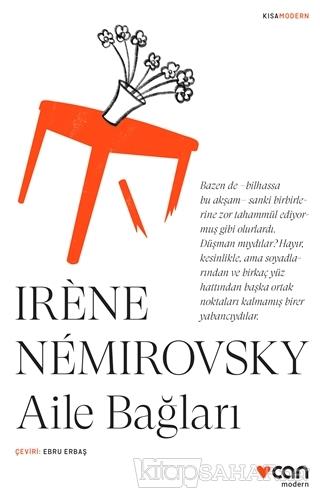 Aile Bağları - Irene Nemirovsky   Yeni ve İkinci El Ucuz Kitabın Adres