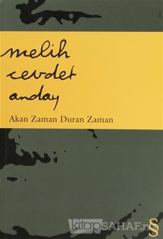 Akan Zaman Duran Zaman - Melih Cevdet Anday | Yeni ve İkinci El Ucuz K