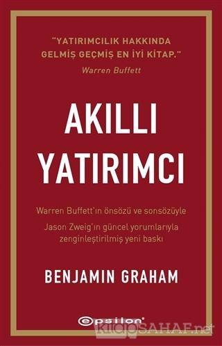 Akıllı Yatırımcı - Benjamin Graham   Yeni ve İkinci El Ucuz Kitabın Ad