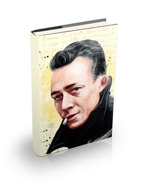 Albert Camus Sert Kapaklı Defter - Anonim-   Yeni ve İkinci El Ucuz Ki