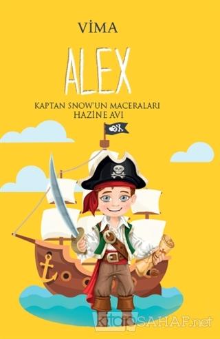 Alex: Kaptan Snow'un Maceraları - Hazine Avı - Vima- | Yeni ve İkinci