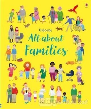 All About Families - Felicity Brooks | Yeni ve İkinci El Ucuz Kitabın