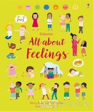 All About Feelings - Felicity Brooks | Yeni ve İkinci El Ucuz Kitabın